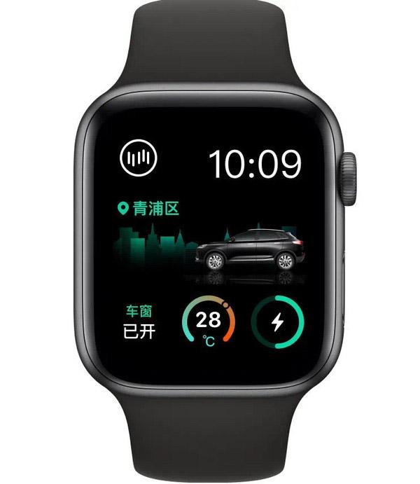 威马要和苹果合作:Apple Watch Series 6 化身车钥匙