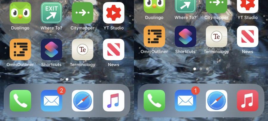 iOS 14正式版主页面隐藏方法教程