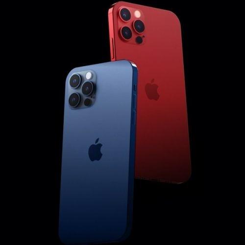 """苹果 iPhone 12 或加入全新""""红蓝""""配色"""
