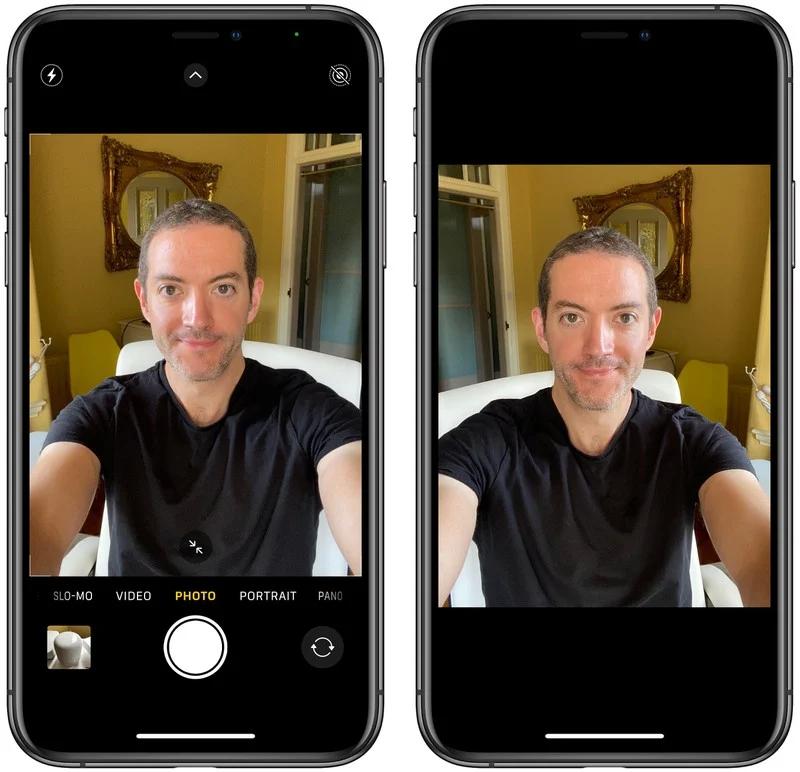 iOS 14 教程:如何使 iPhone 自带相机进行镜像自拍?