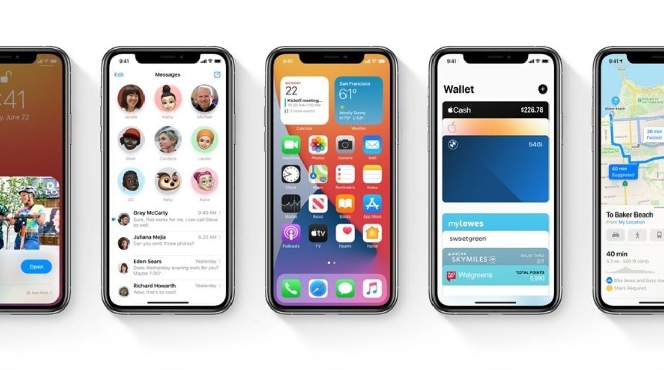 iOS 14.0.1中修复了哪些bug?