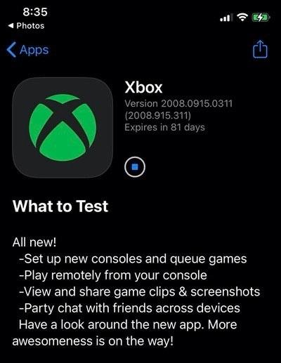 即将发布的 Xbox App 更新支持用户在 iPhone 与 iPad 上远程玩游戏