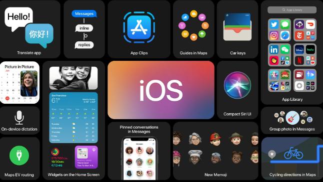 手机资讯:iOS14系统流畅度续航信号发热等情况怎么样