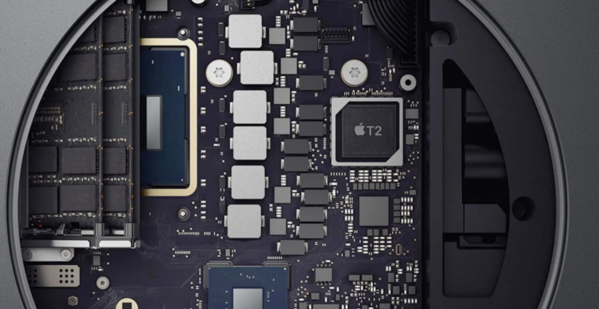 苹果 T2 芯片被发现存在不可修复的漏洞