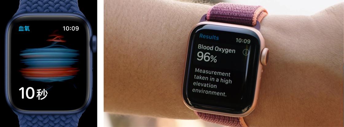 手机资讯:如何使用 Apple Watch 6 监测血氧含量指数