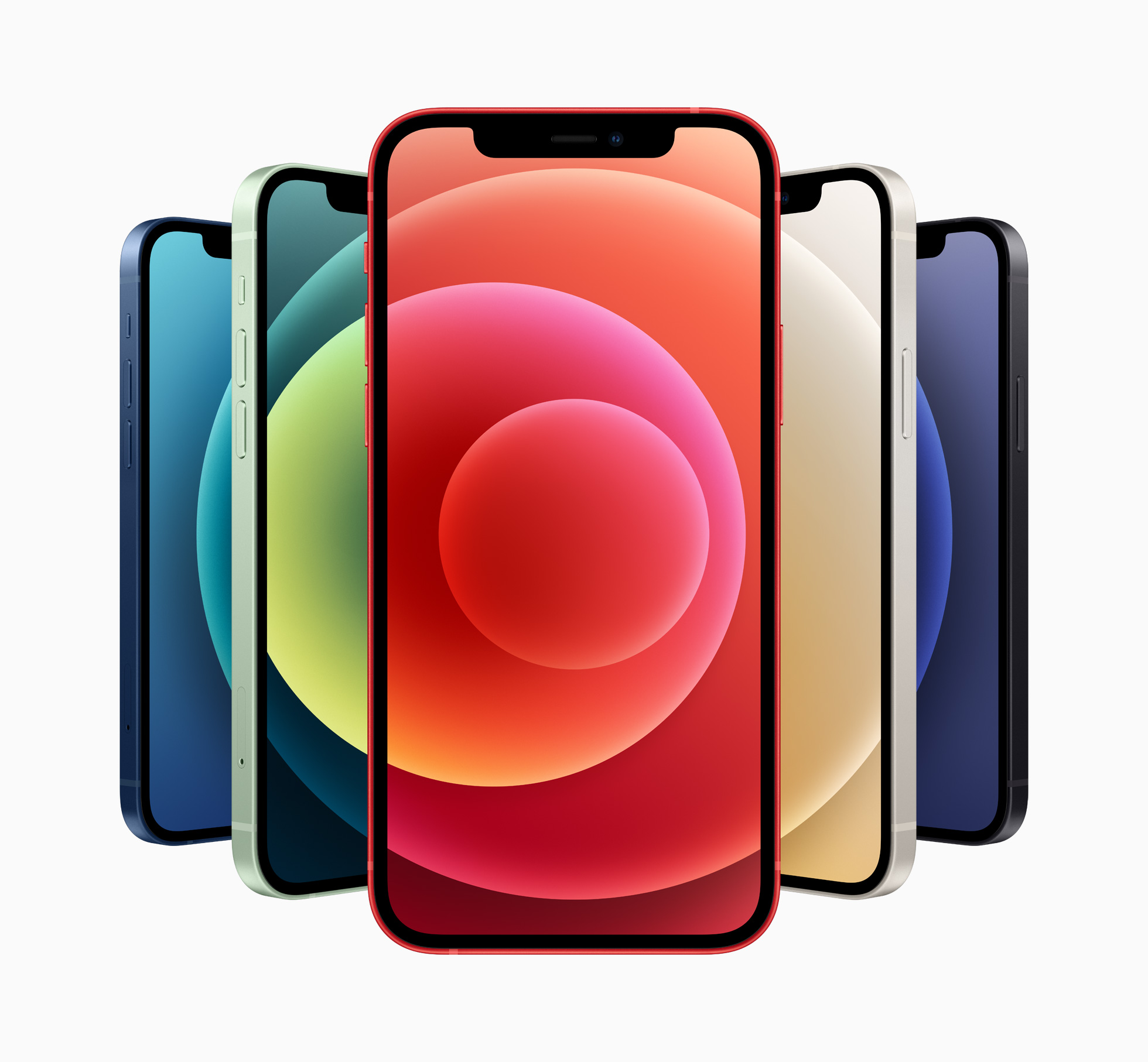 苹果发布iPhone 12 / iPhone 12 mini,5499 元起售