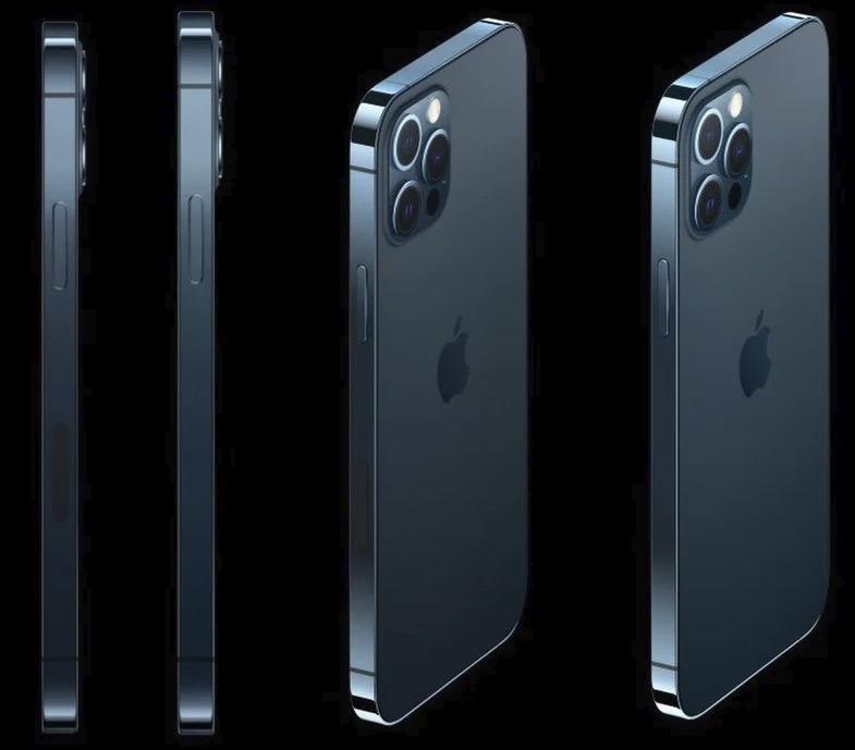 iPhone 12 中框上的神秘线条实际上是毫米波 5G 天线