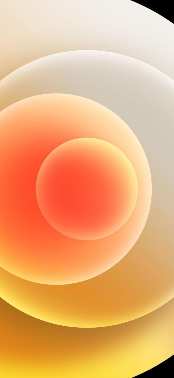 苹果 iPhone 12 系列壁纸分享