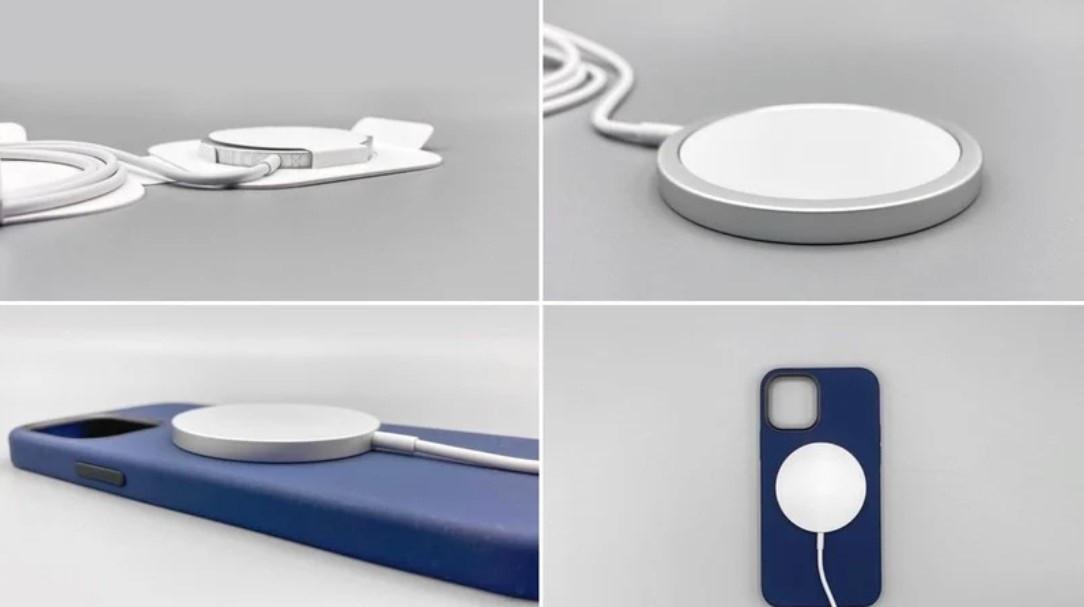 消费者陆续收到了苹果MagSafe充电器和保护壳