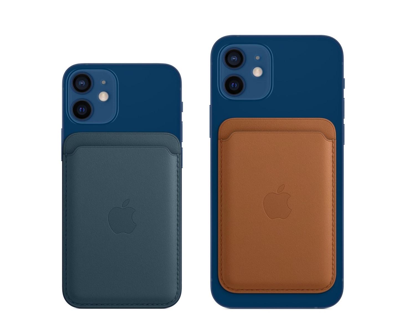 iPhone 12 使用 MagSafe 钱包时,无法进行无线充电