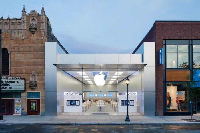 苹果宣布将永久关闭明尼苏达州零售店