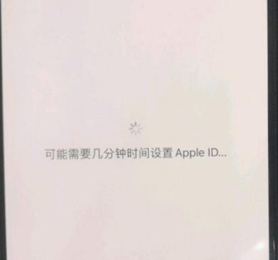 在Apple ID设置界面激活iPhone 12卡怎么办?