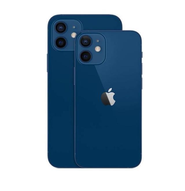 蓝色iPhone12有多蓝?真品好看吗