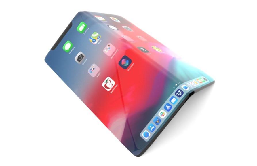 苹果为可折叠设备研究更坚固显示屏,提高抗破裂能力