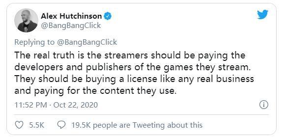 播个游戏而已,我们应该向游戏厂商缴税吗?