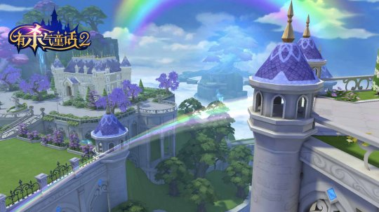 梦幻城堡玩法来袭 《有杀气童话2》全平台测试今日开启