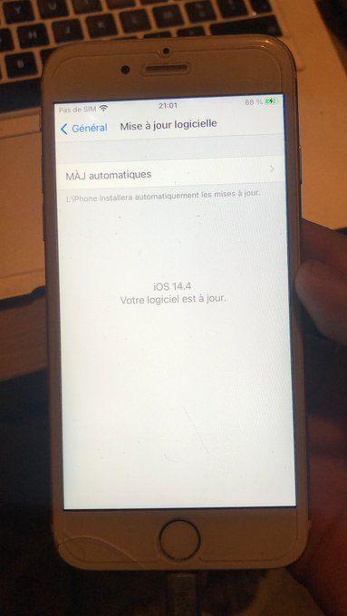 iOS 14.4已被成功破解