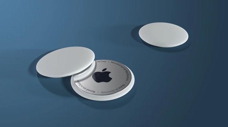 苹果或将于今年发布 AirTags,配对过程 3D 动画曝光