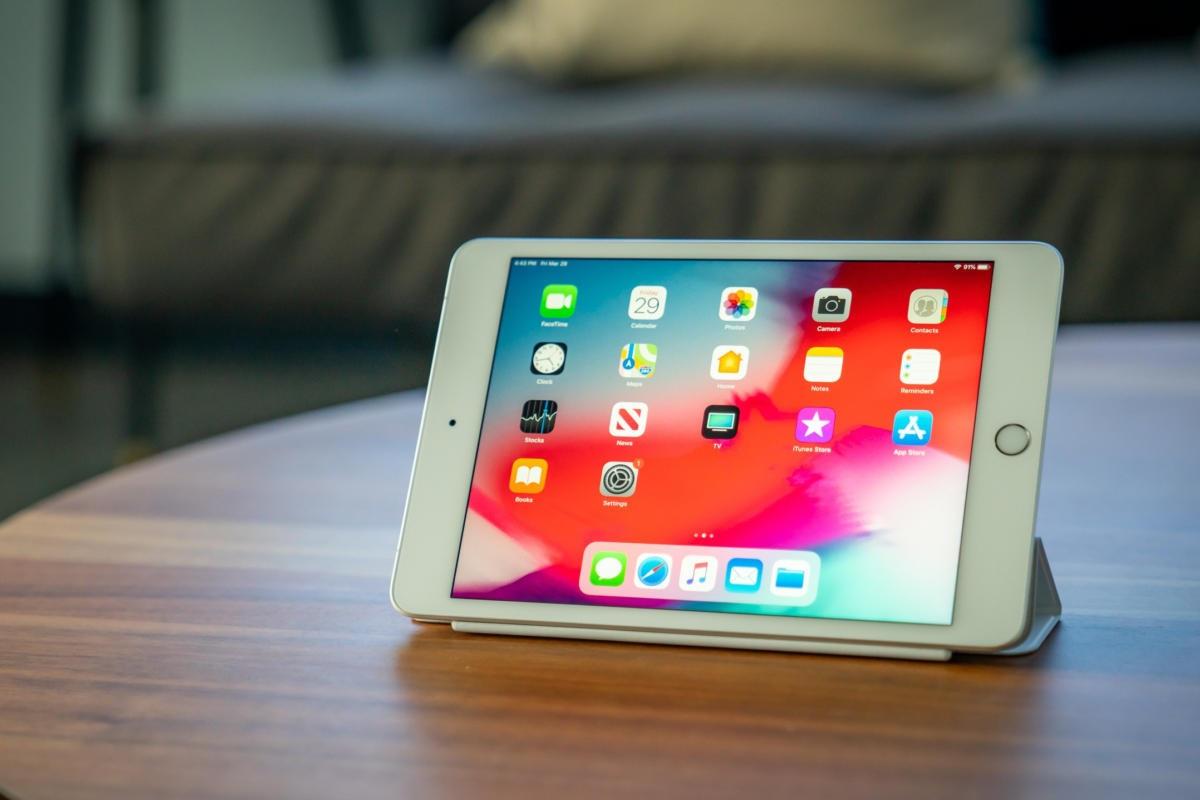 消息称苹果第六代 iPad Mini 采用 8.4 英寸屏和更窄边框