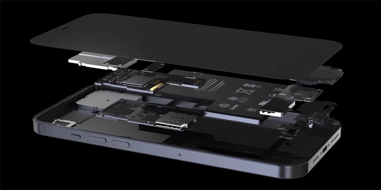 iPhone 13 Pro A15 采用 5nm+ 工艺,搭载骁龙 X60 基带