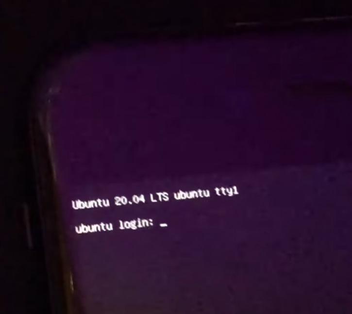 开发者在越狱 iPhone 7 上成功运行 Ubuntu 20.04 系统