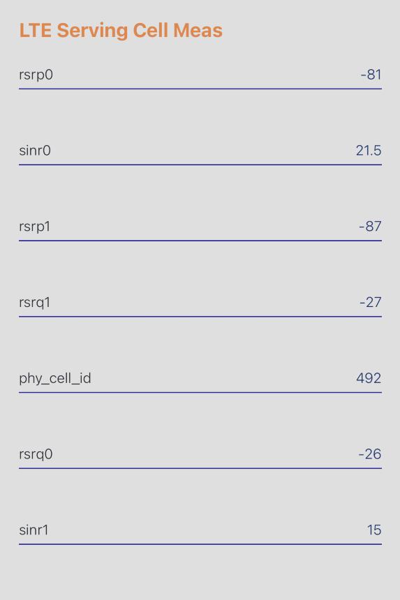 iOS 14 查看 iPhone 信号强度的方法