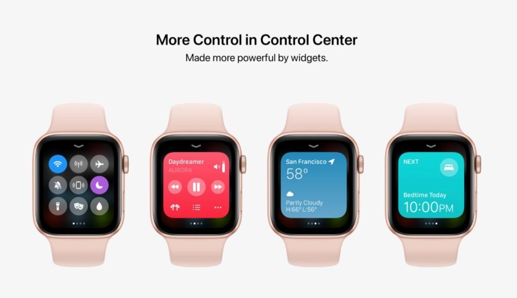 watchOS 8 概念设计欣赏:新 App、新表盘