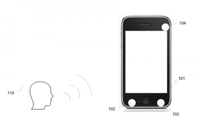 新专利显示苹果正在研究如何利用音频来估计设备与说话用户的距离