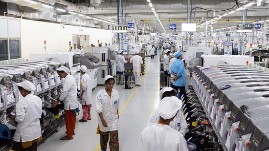 消息称,苹果将把更多的iPhone和iPad生产转移到中国以外