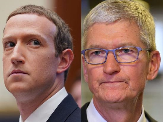 新闻称,Facebook正准备对苹果发起反垄断诉讼