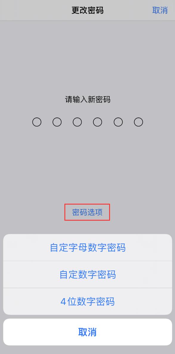 iPhone 12 如何防止锁屏密码被破解?