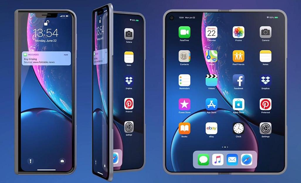全面屏 iPhone、折疊屏 iPhone,哪個會先來?