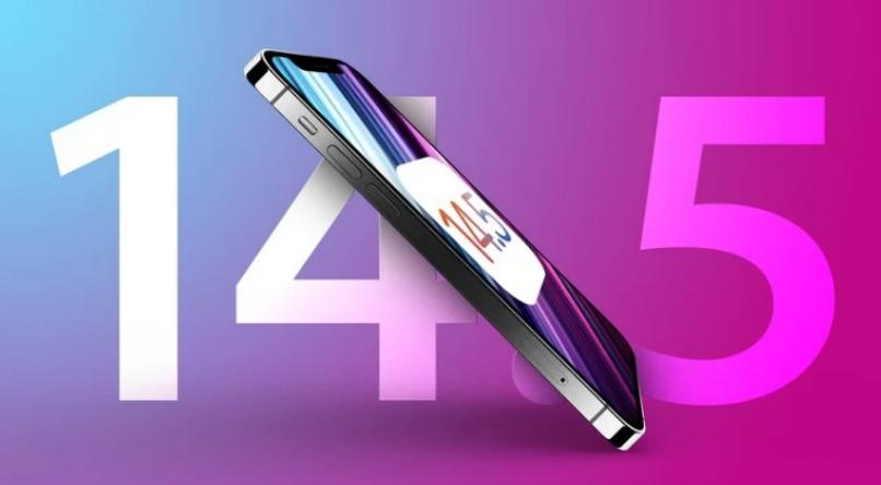 苹果 iOS 14.5Beta 6更新内容及升级方法