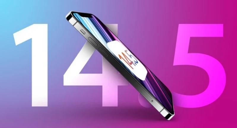 iOS 14.5 Beta 7 更新内容及升级方法