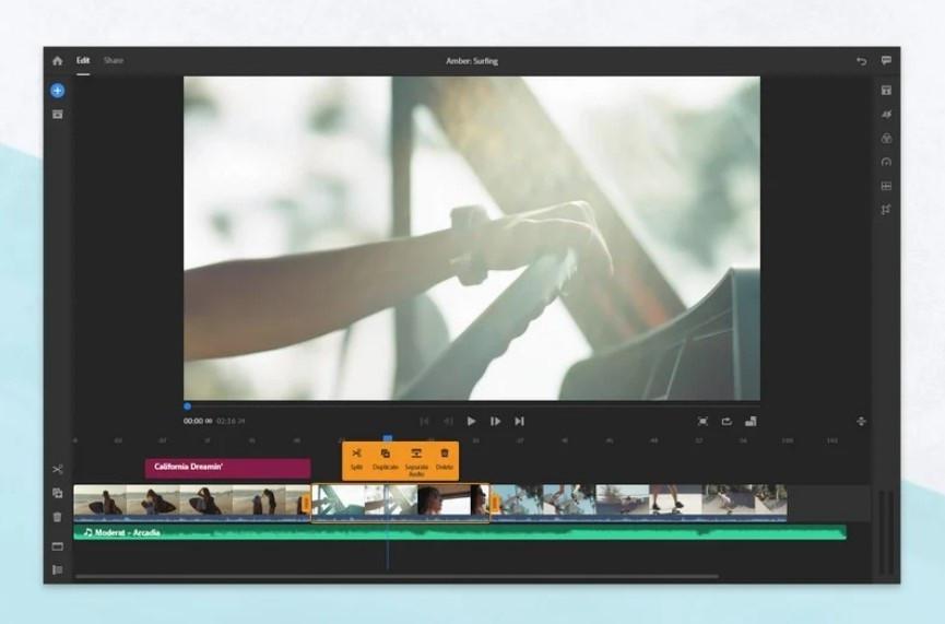 Adobe Premiere Rush 现已完全支持苹果 M1 Mac