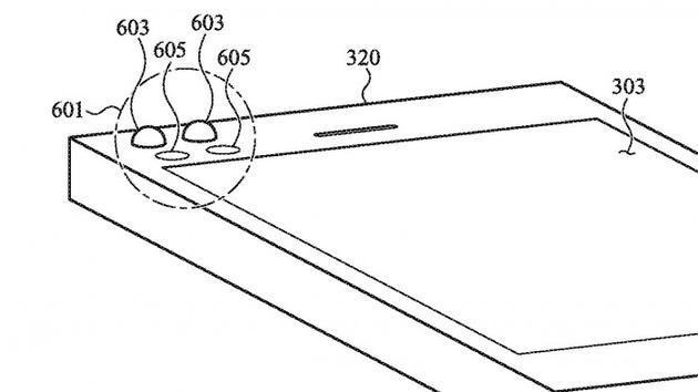新专利显示:未来苹果设备可能会向用户提供触觉通知