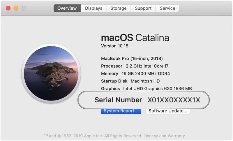 苹果将为新产品采用随机序列号,提醒经销商做好准备