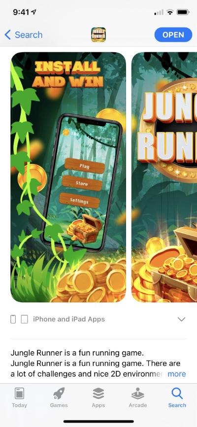 赌博 App 冒充儿童游戏顺利躲过苹果审查,多次上架 App Store