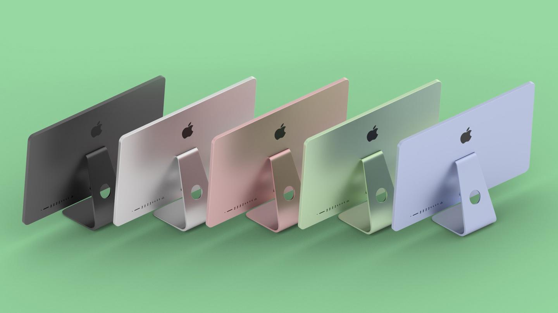 外媒:苹果新款 iMac 将在 4 月 20 日发布