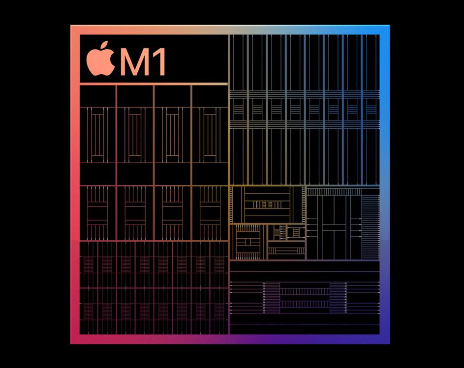 苹果 M1 iPad Pro 2021 跑分曝光,比上代产品快 50% 以上