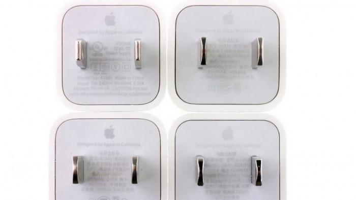 英国一家公司因销售假冒苹果充电器被罚 106670 英镑