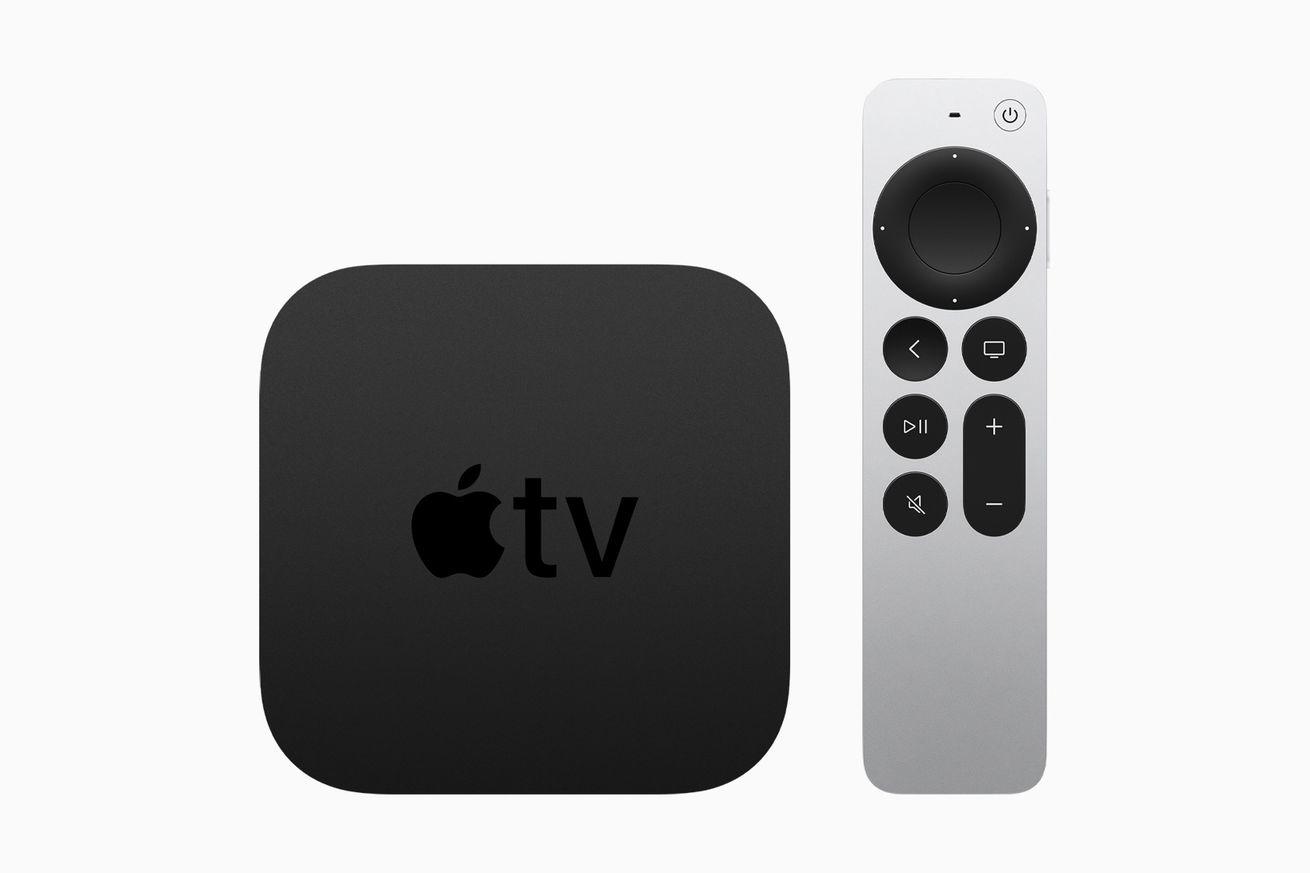 准备发货,Apple TV 4K 第二代将于 5 月 21 日至 27 日交付