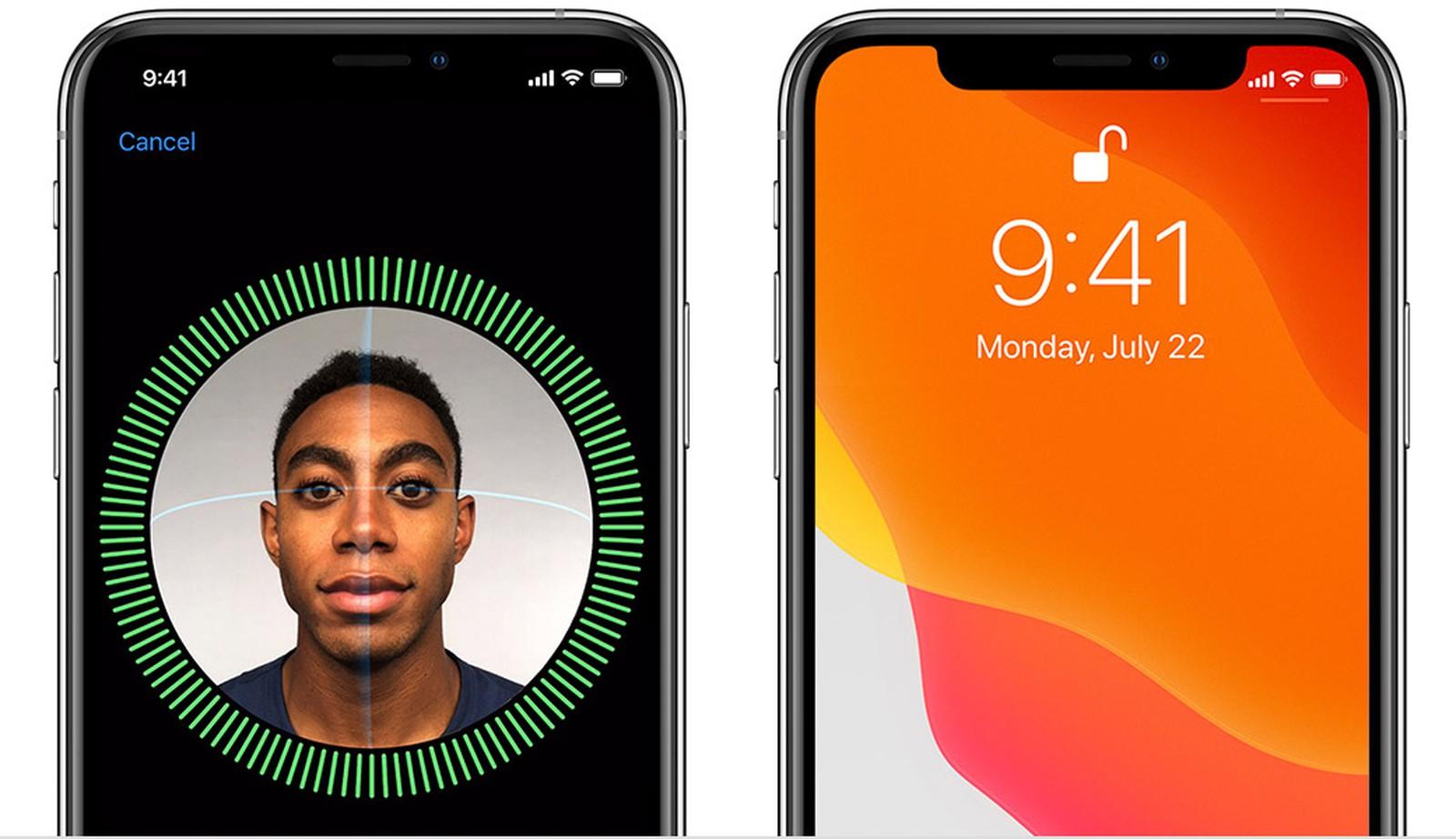 苹果或将会在 iPhone 和 iPad 上将 FACE ID 传感器芯片做得更小