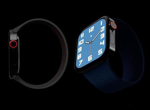 爆料称新 Apple Watch 可能会采用 iPhone 12 设计语言还有绿色版本