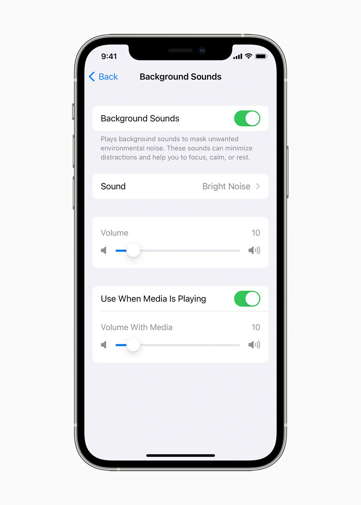 苹果更新官网:展示即将推出的一系列残障辅助功能