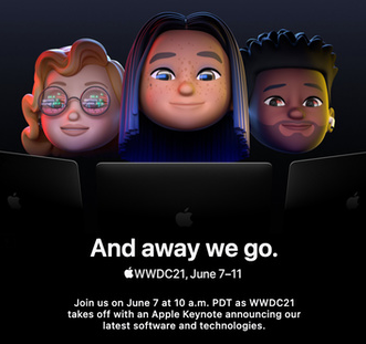 WWDC2021暗藏了什么玄机?会有哪些新品?