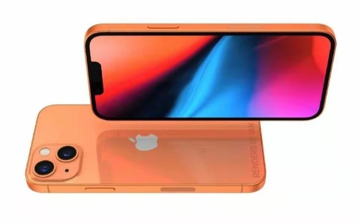 爱了爱了,黄铜色的iPhone13已安排!