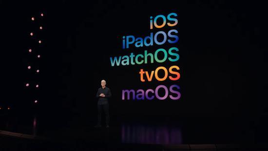 WWDC 2021 汇总:全系列系统更新,但没有发布新硬件
