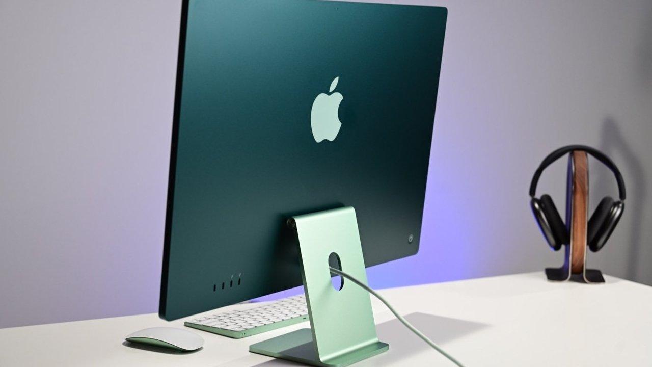 苹果从 2019 年开始设计全新 iMac 扬声器
