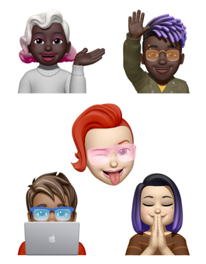 iOS 15 信息应用全新改进:更好用的共享功能、新款拟我表情
